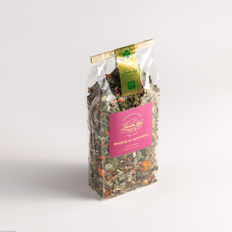 """Lauku tējas """"Ehinācija ar piparmētru"""""""