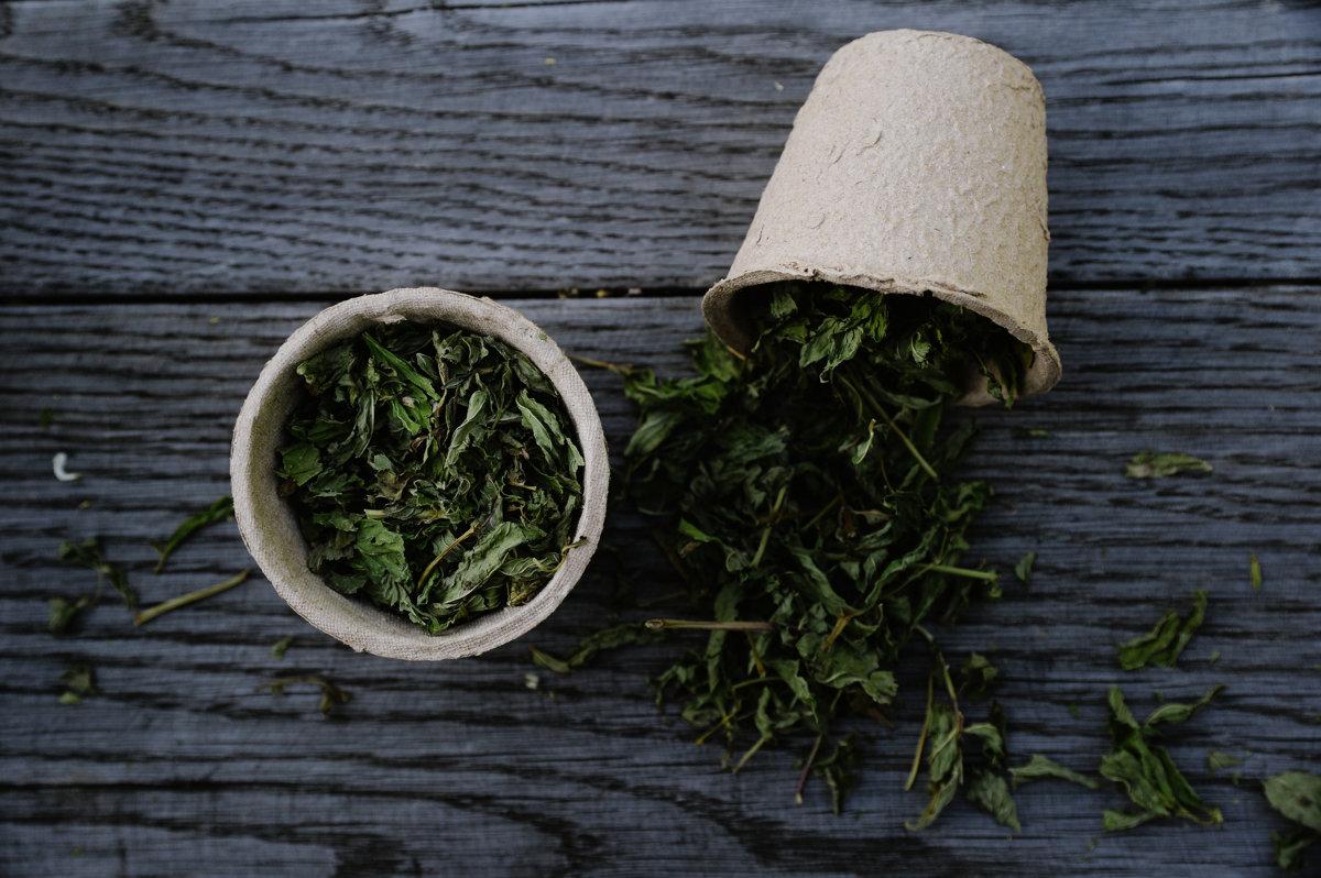 """Lauku tēja """"Piparmētras"""""""