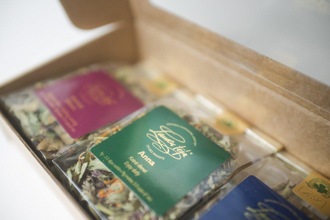 Lauku tējas izlase Klasiskā, Anna, Zelta sapnis